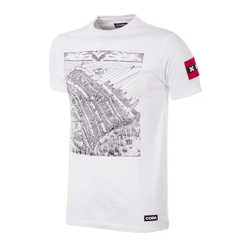Copa Football Ajax Amsterdam city designed by t-shirt