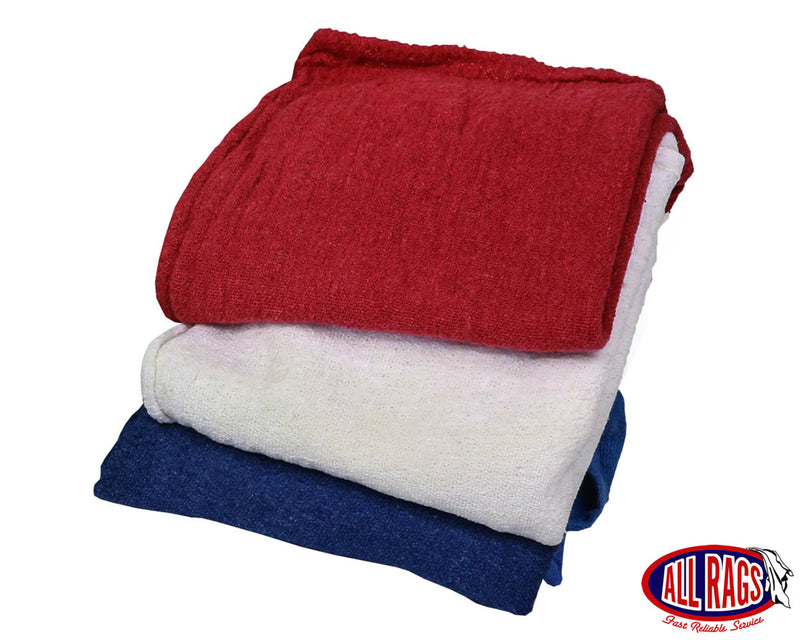 New Prewashed Cotton Shop Towel