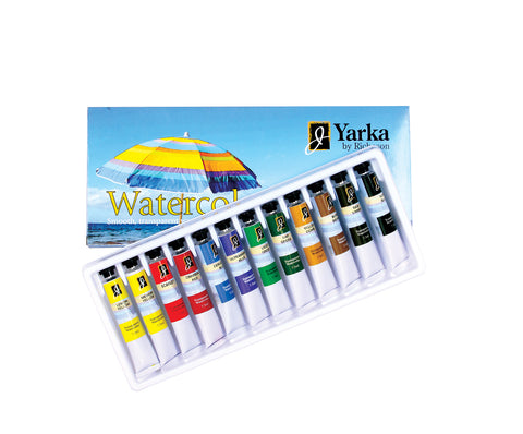 Yarka Watercolor Set/12