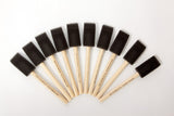 Foam Brushes - 10pk