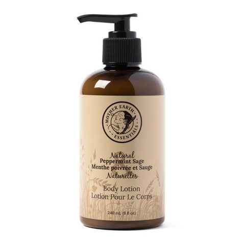 Peppermint Sage Lotion