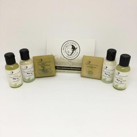 Mother Earth Essentials - Gift Set