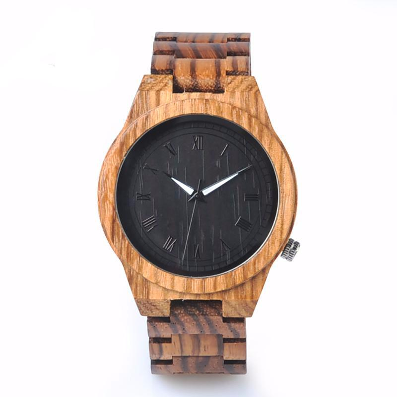 LENEN - Premium Wooden Watch