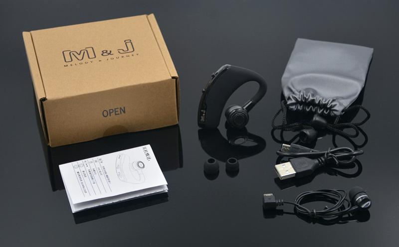 VIPER Business Bluetooth Wireless Headphone With Mic