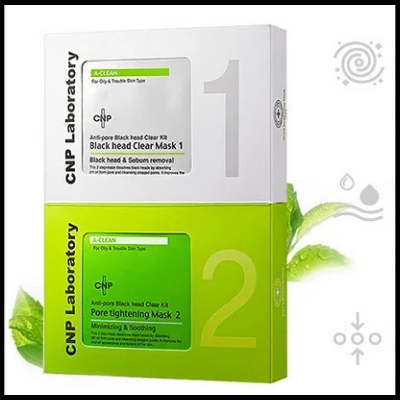 CNP Pore Tightening Mask (3ml x 10EA)