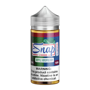 "Snap Liquids - ""The Remix"" Apple Raspberry"