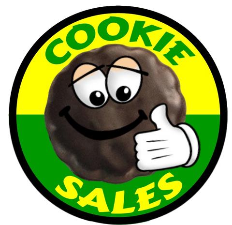 A-85 Cookie Sales