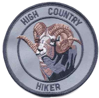 T-503 High Country Hiker