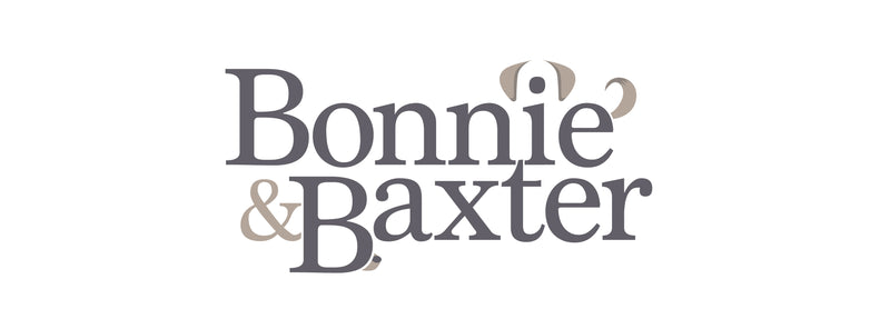 Bonnie and Baxter Handmade dog collar