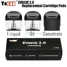 Evolve 2.0 - Cartridge Pods