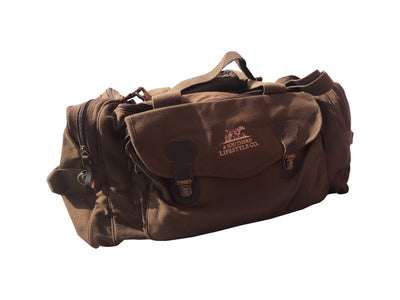 Canvas Utility Duffel bag