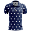Stars No Bars - Golf Polo