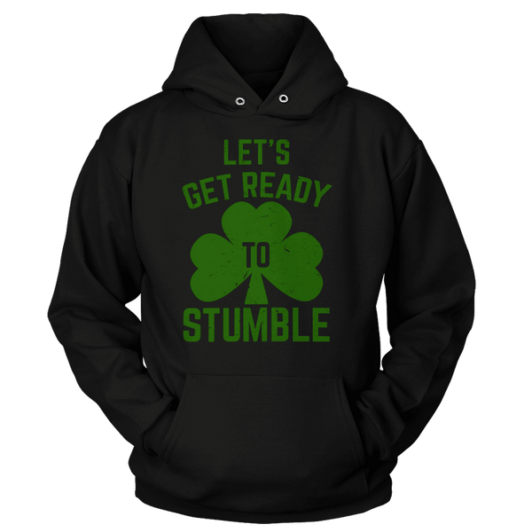 Let's Get Ready To Stumble - Sweatshirts