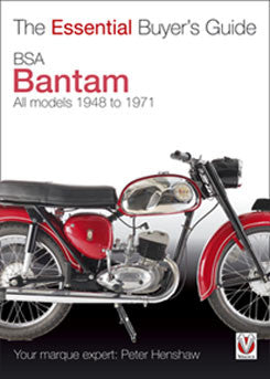 BSA Bantam – The Essential Buyer's Guide