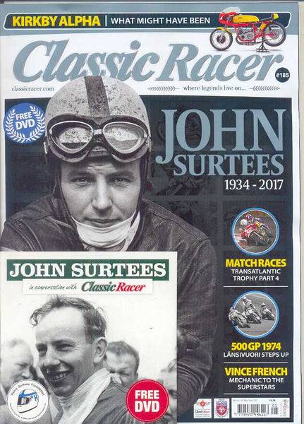 .Classic Racer Subscription - 1 year/6 issues