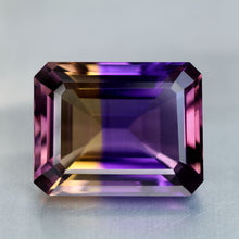 Ametrine 35.73 ct Flawless, Deep color, Top quality. Bolivia