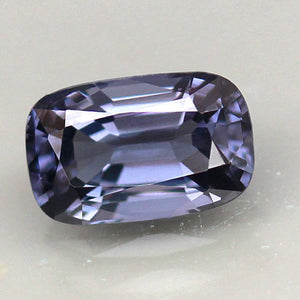 1.31 Purplish Blue Spinel, Vintage Cut, Namya