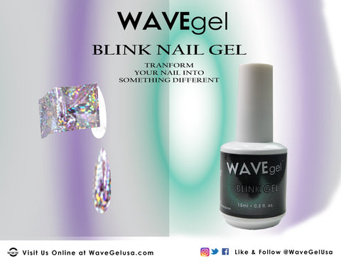 Blink Gel - The Nail Art Connection by Tess Walters - Tess Nails.com