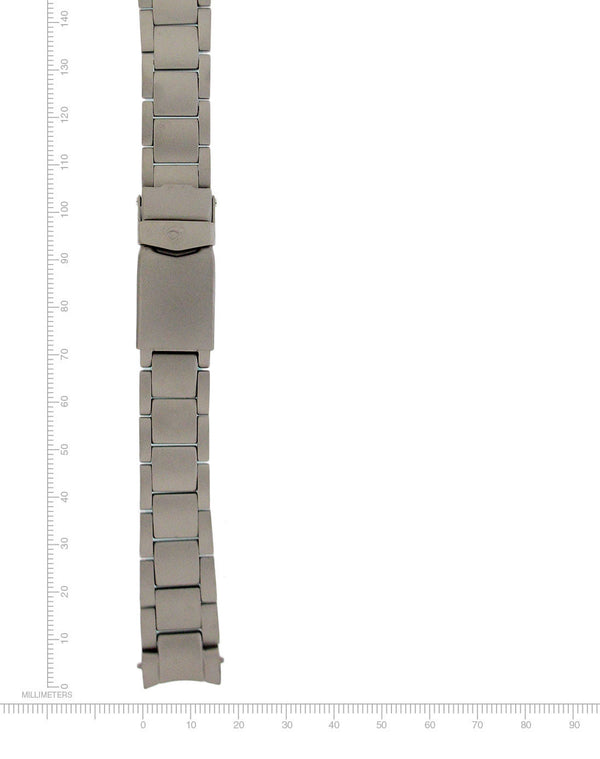 Pathfinder Small & Pathfinder II Small Titanium Bracelet - 16mm