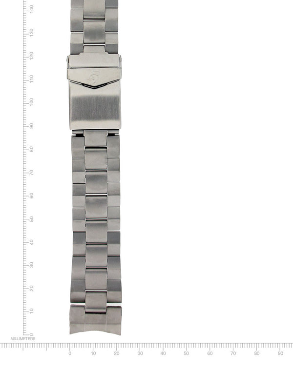 M30 & M50 Stainless Steel Bracelet - 22mm