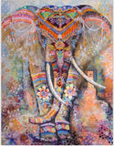 Elephant Wall Hanging Tapestry