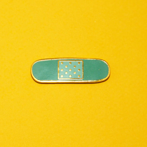 Bandage Hard Enamel Lapel Pin