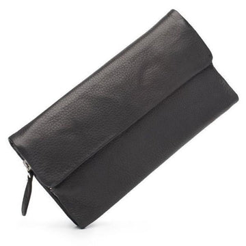 Chloe Leather Purse - Black