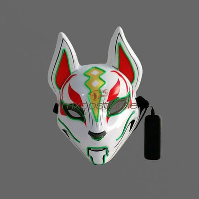 Fortnite Game Drift Cosplay Led Mask Masks