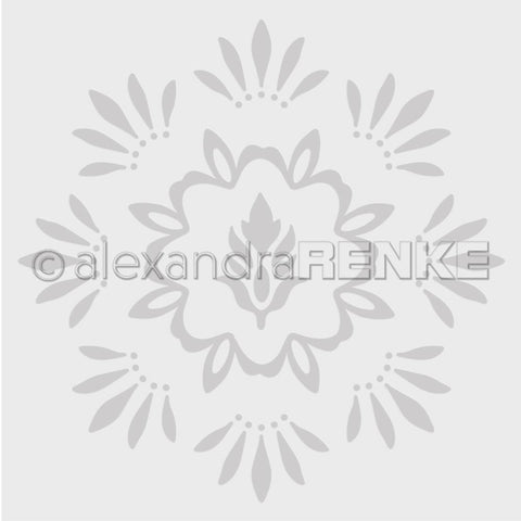 Alexandra Renke Embossing Folder Circle