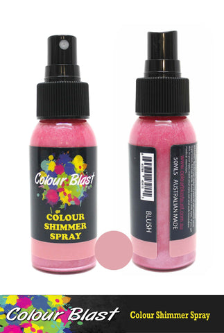 Colour Blast - Colour Shimmer Spray - Punch