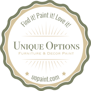 Unique Options Furniture Paint Logo