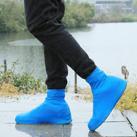 Waterproof High Shoe Covers - Gadget City Club
