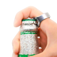 Finger Ring Bottle Opener - Gadget City Club