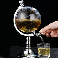 Creative Mini Globe Water Dispenser - Gadget City Club