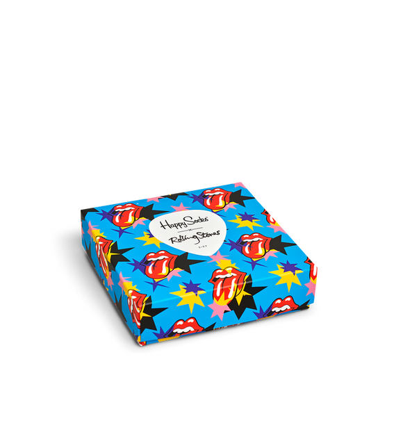 Kids Rolling Stones Sock Box Set | Shop Happy Socks online NZ, Wallace and Gibbs