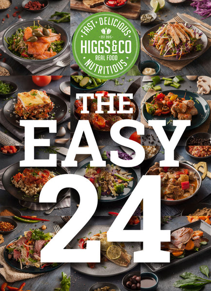 The Easy 24 - 24 MEALS - CHEF'S SELECTION