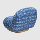 Pacha Lounge Chair - Fully Upholstered