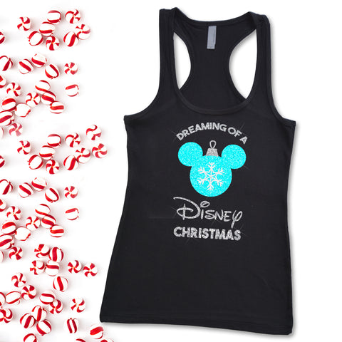 Dreaming Disney Christmas Tank