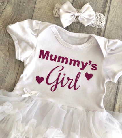 Mummy's girl outfit