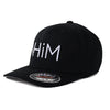 NHiM Flexfit Curve [BLACK] - NHiM Apparel