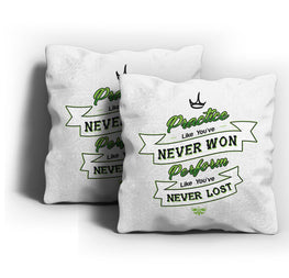 Perform To Win Cushion Cover