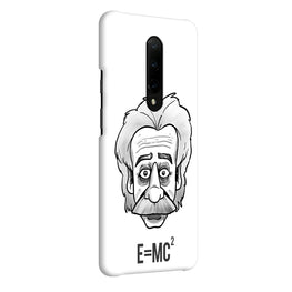 Einstein Equation OnePlus 7 Pro Cover Case