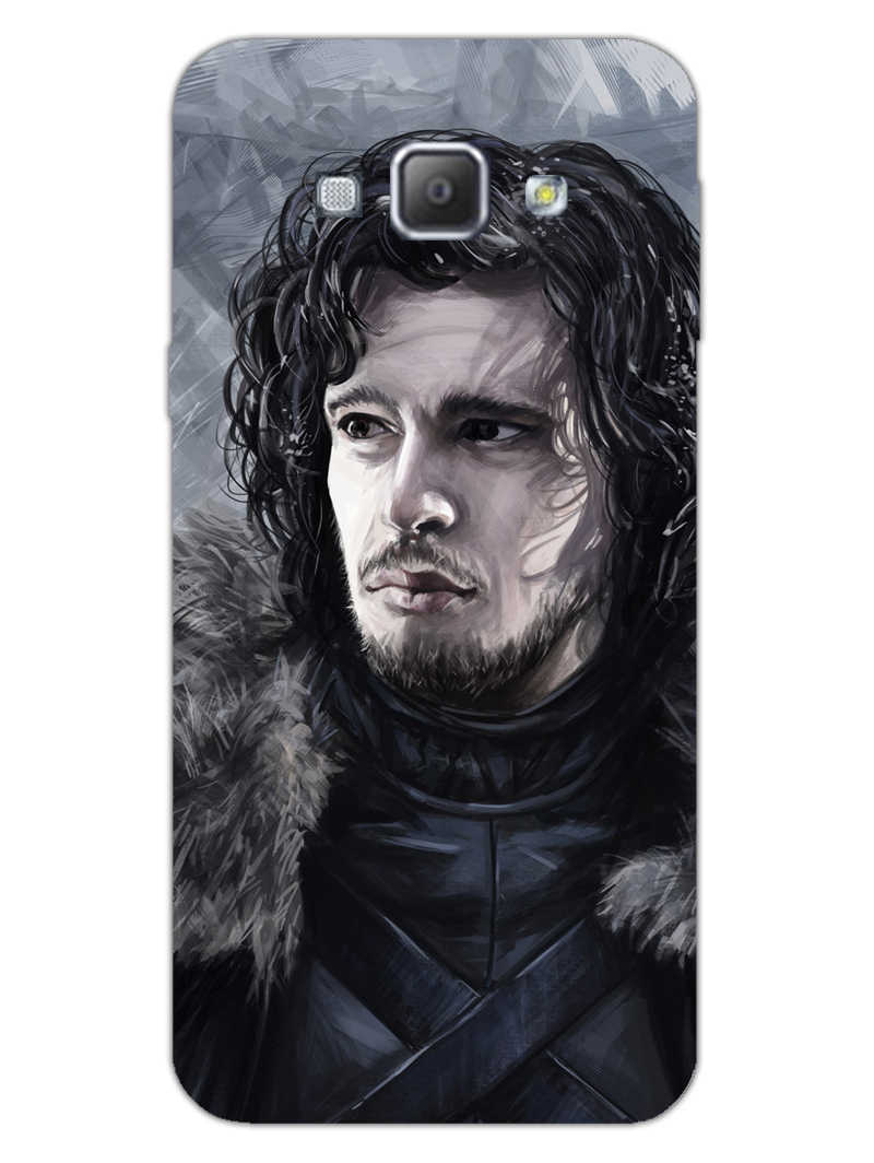 Jon Snow Samsung Galaxy A8 2015 Mobile Cover Case