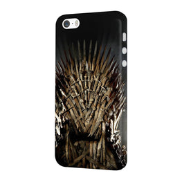 The Iron Throne iPhone 5 Mobile Cover Case