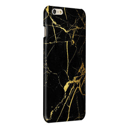 Classy Black Marble iPhone 6 Plus Mobile Cover Case