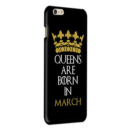 Queens March iPhone 6 Plus Mobile Cover Case