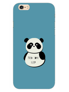 Sleepy Panda iPhone 6S Mobile Cover Case