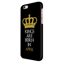 Kings April iPhone 6 Mobile Cover Case