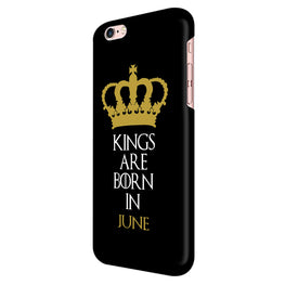 Kings June iPhone 6 Mobile Cover Case
