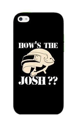 Hows The Josh For Game Lovers iPhone 5S Mobile Cover Case